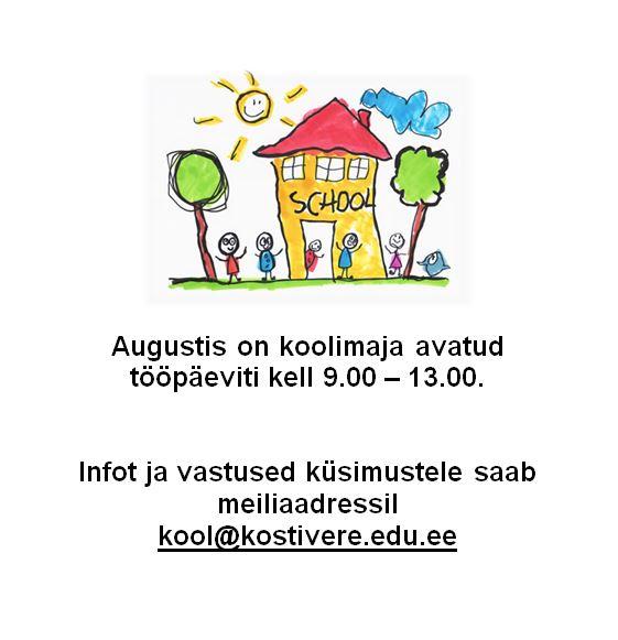 Kool-avatud