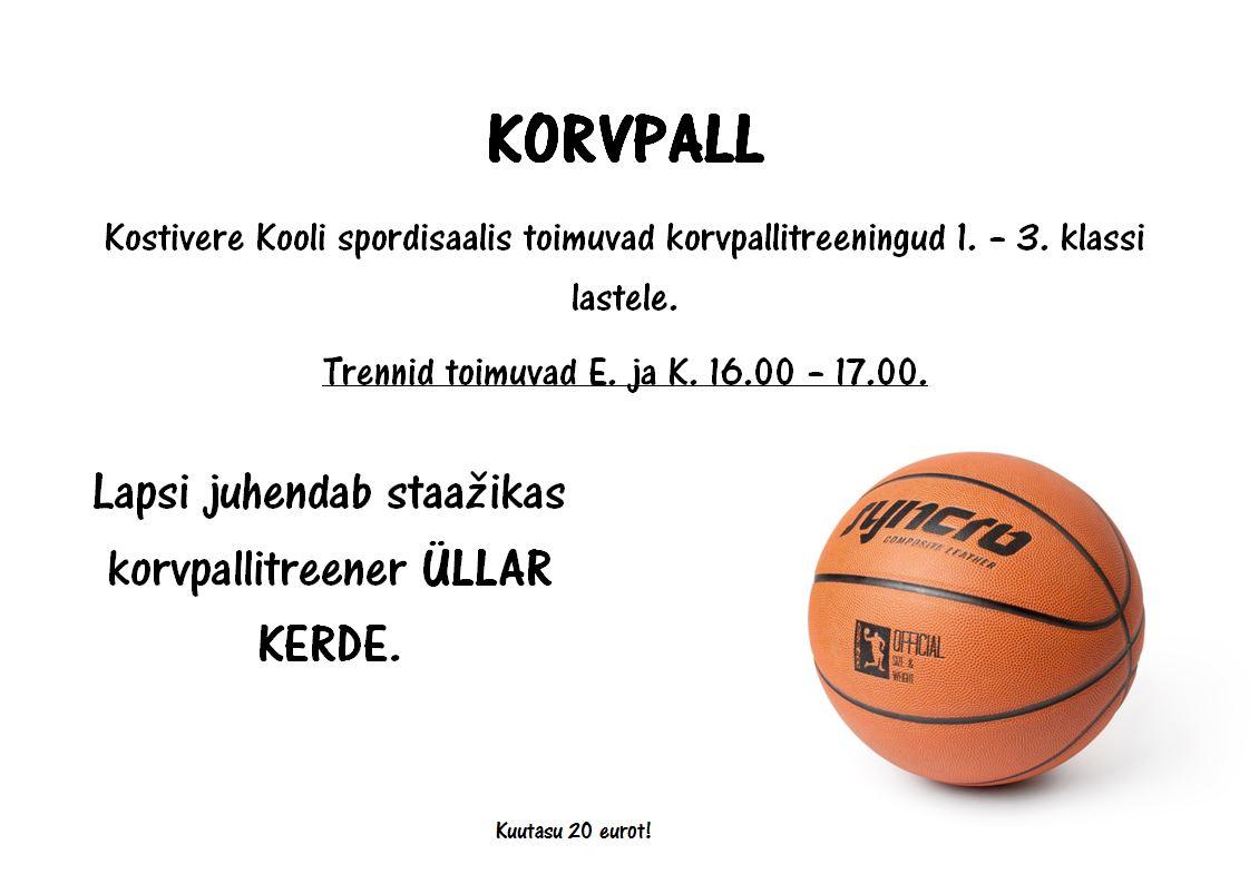 Korvpall