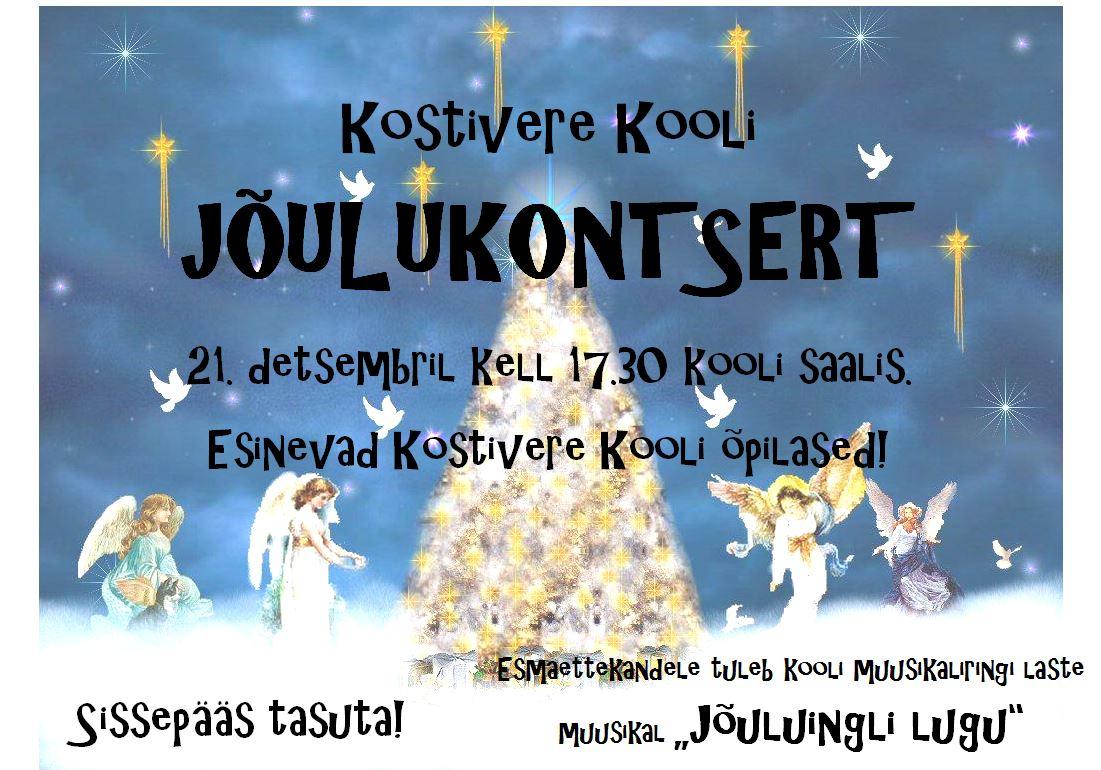 Joulukontsert